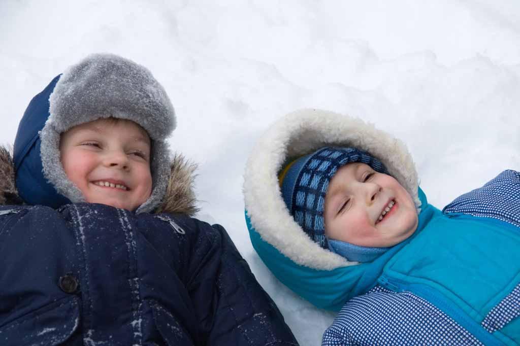 Pasar un invierno sano y divertido