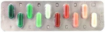 Daltonismo y los medicamentos Labo'Life 4