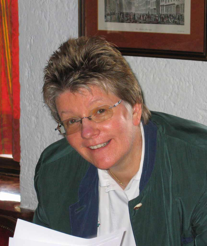 Dra. Petra Blum