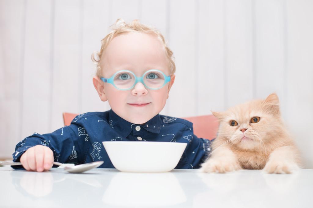 Mascotas y el sistema inmune de los niños