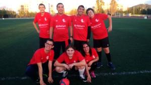 Escuela de Fútbol de Inca
